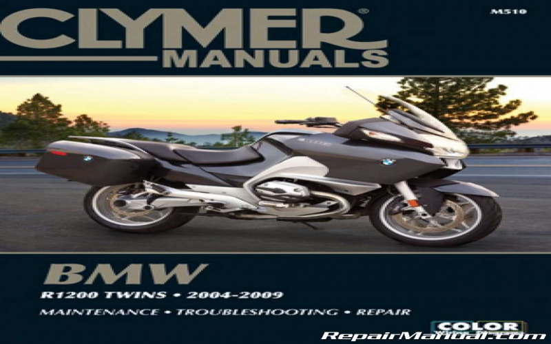 2009 BMW R1200rt Owners Manual
