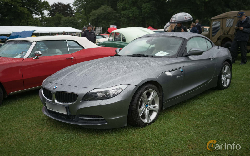 2009 BMW Z4 Sdrive30i Owners Manual
