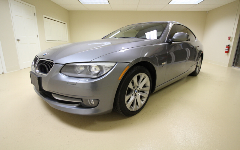 2011 BMW 328i Xdrive Coupe Owners Manual