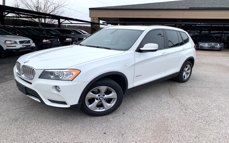 2011 BMW X3 28i Owners Manual
