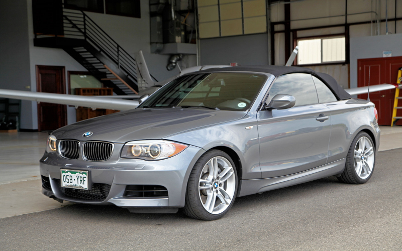 2012 BMW 135i Convertible Owners Manual