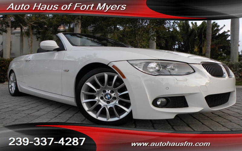 2012 BMW 328i Convertible Owners Manual