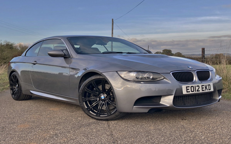 2012 BMW M3 Convertible Owners Manual