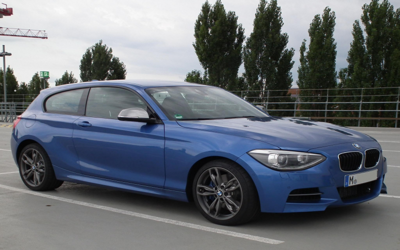2013 BMW 135i Owners Manual