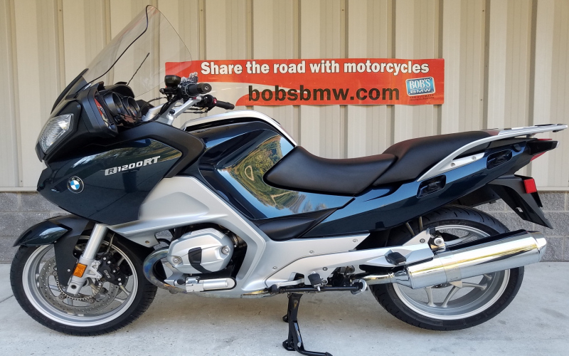2013 BMW R1200 Rt Police Owners Manual