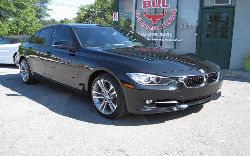 2014 BMW 335xi Owners Manual