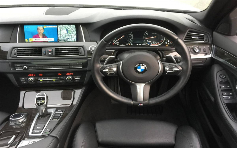2014 BMW 535i M Sport Owners Manual