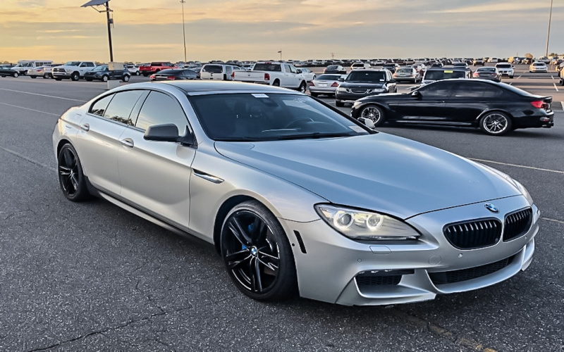 2014 BMW 640i Gran Coupe Owners Manual