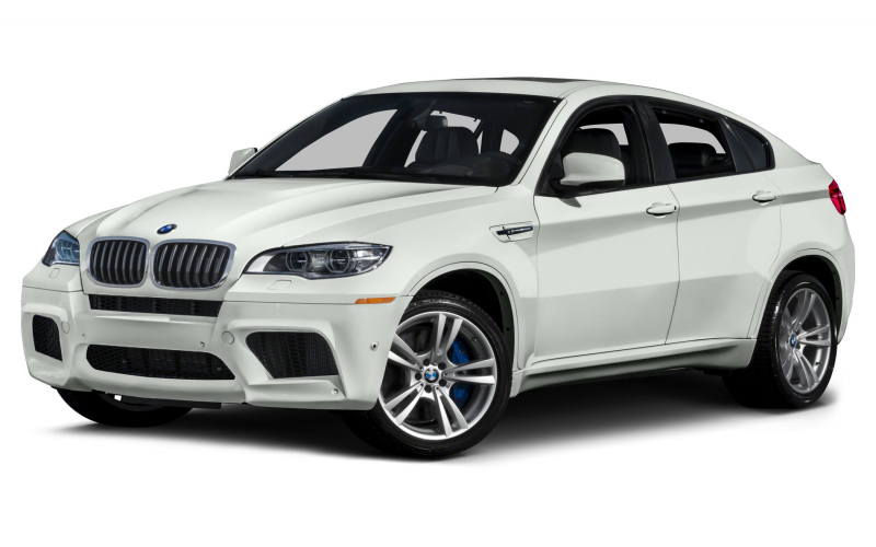 2014 BMW X6 M Owners Manual