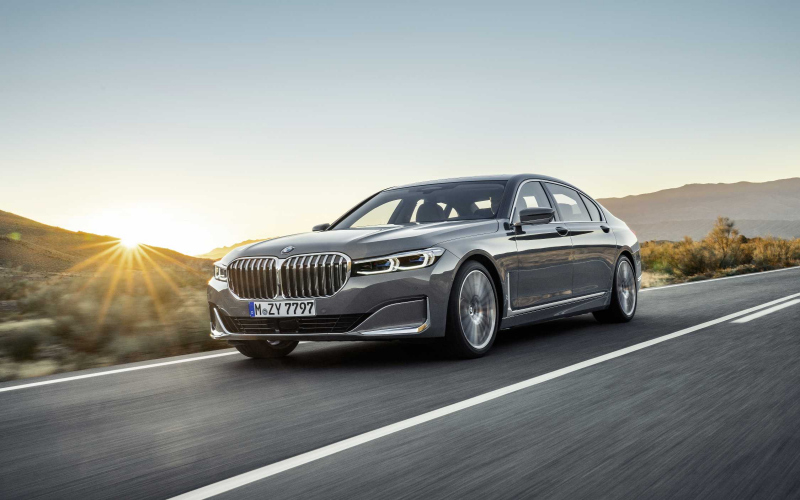 2015 BMW 740li Owners Manual