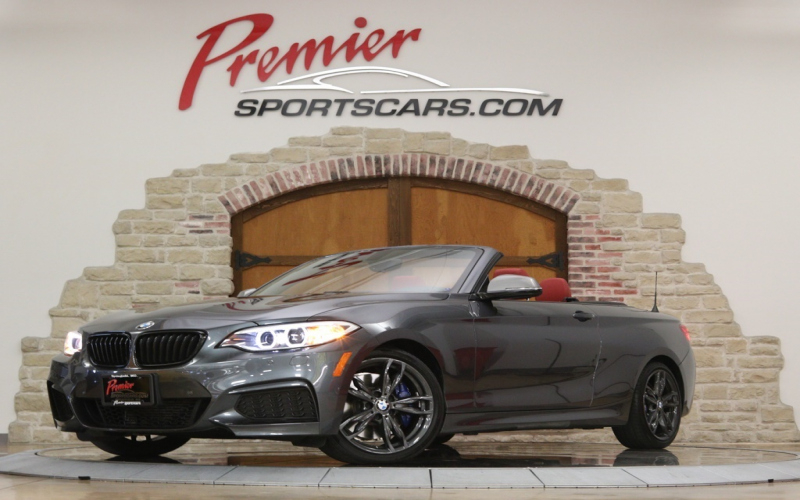 2016 BMW M235i Owners Manual