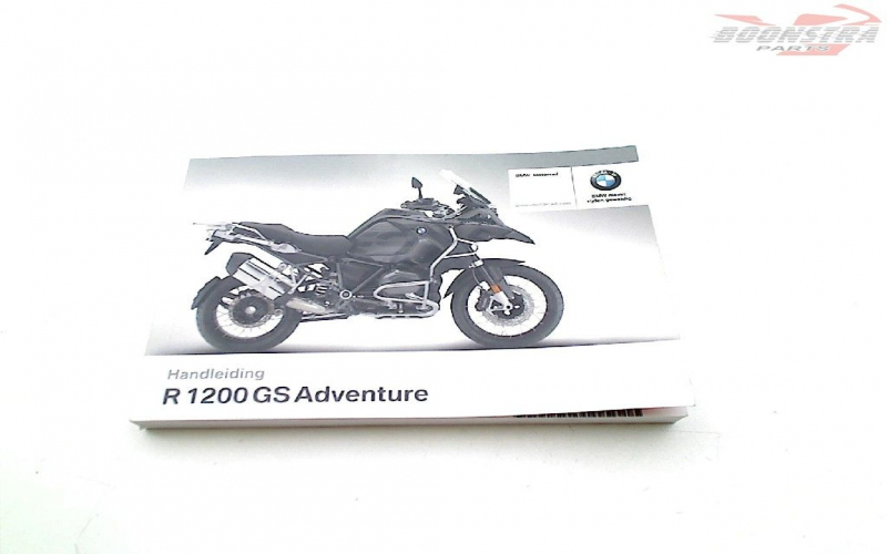 2018 BMW R 1200 Gs Owners Manual