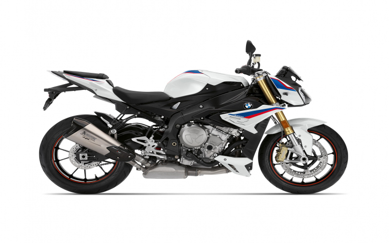 2018 BMW S1000r Owners Manual