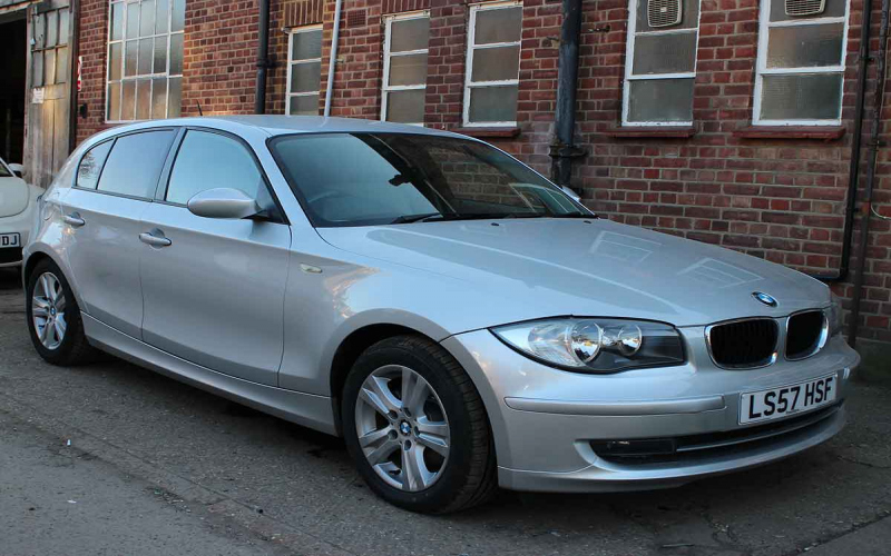 BMW 118d 2007 Owners Manual