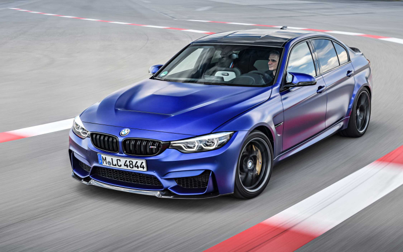BMW 2018 M3 Owners Manual