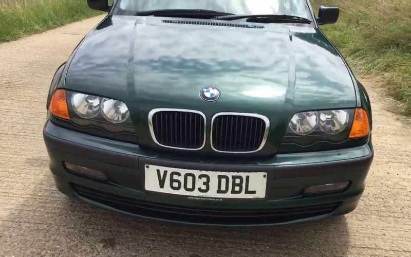 BMW 318i 2001 Owners Manual