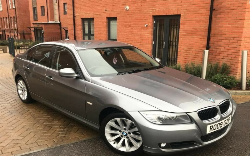 BMW 320d 2009 Owners Manual