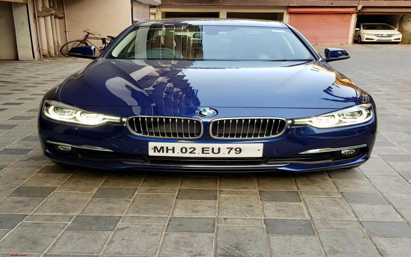 BMW 320d Owners Manual India