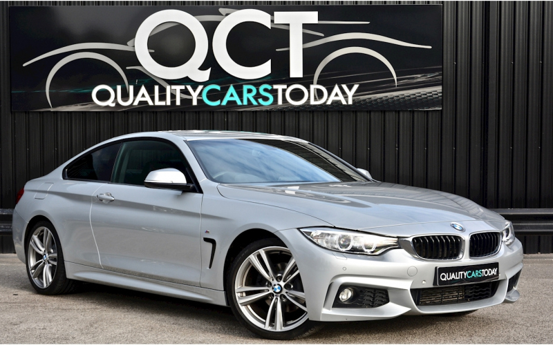 BMW 420d M Sport Owners Manual