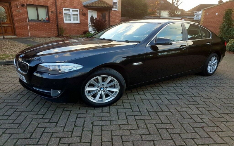 BMW 520d 2010 Owners Manual