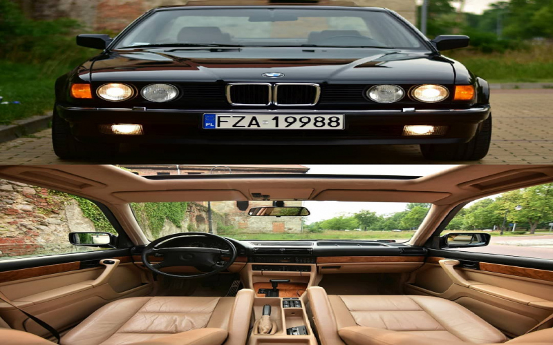 BMW 735i 2002 Owners Manual