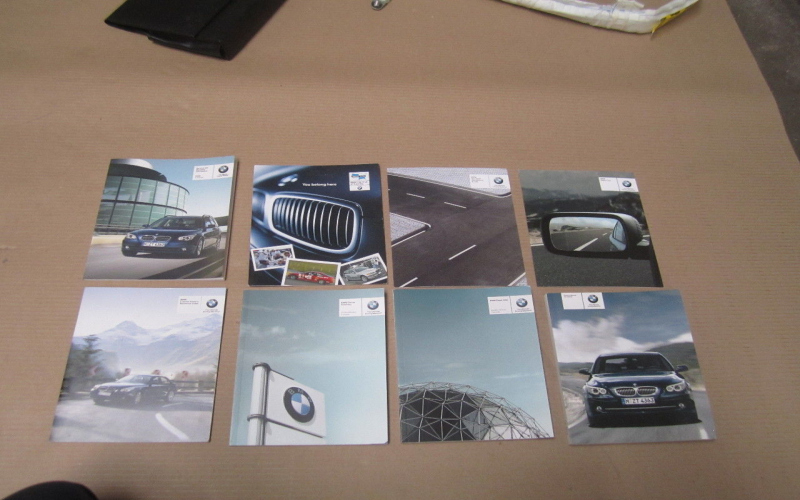 BMW E60 2008 Owners Manual