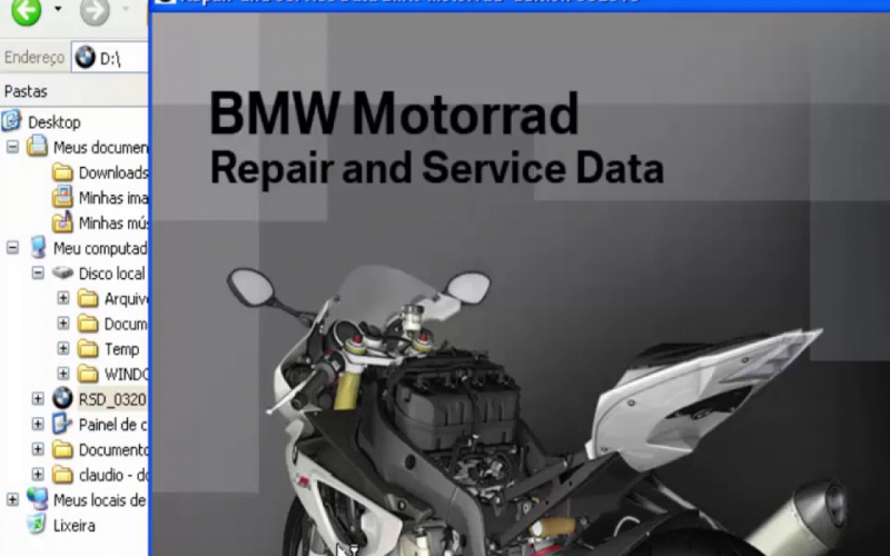 BMW F800gt Owners Manual