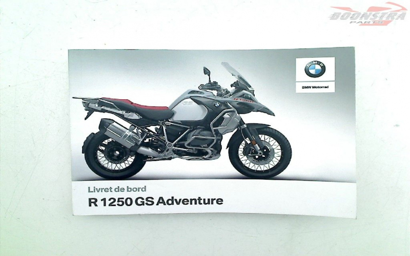 BMW Owners Manual Motorcycle
