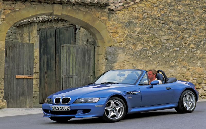 Owners Manual For 2000 BMW Z3