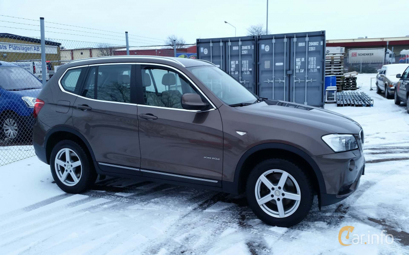 Owners Manual For 2013 BMW X3