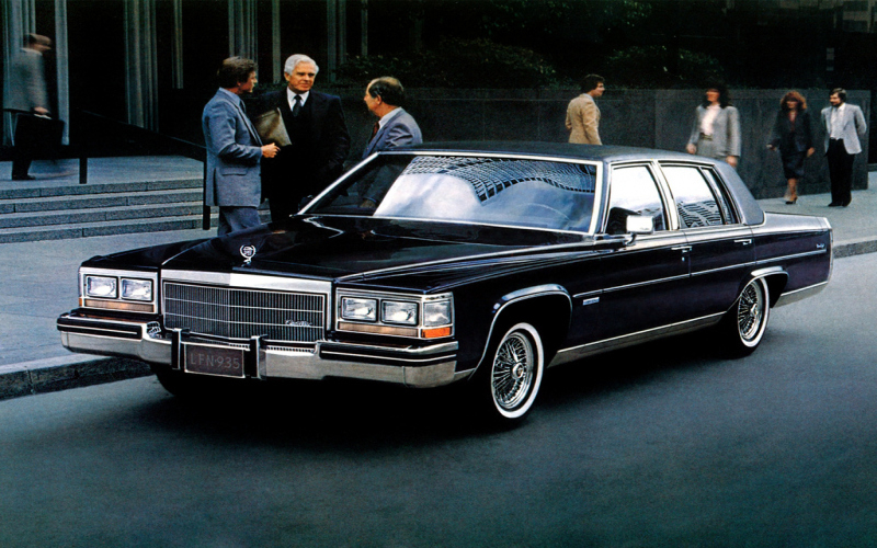 1993 Cadillac Fleetwood Brougham Owners Manual