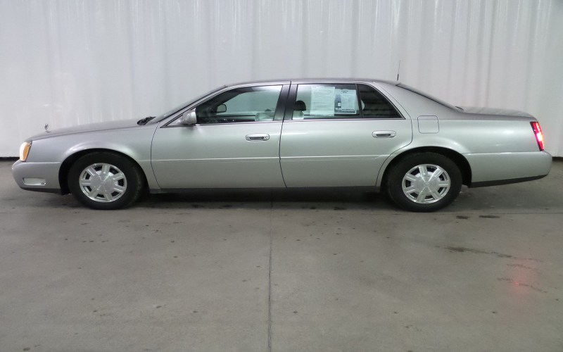 2004 Cadillac Deville Owners Manual Free