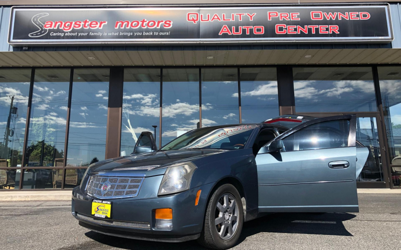 2005 Cadillac Cts Owners Manual Free