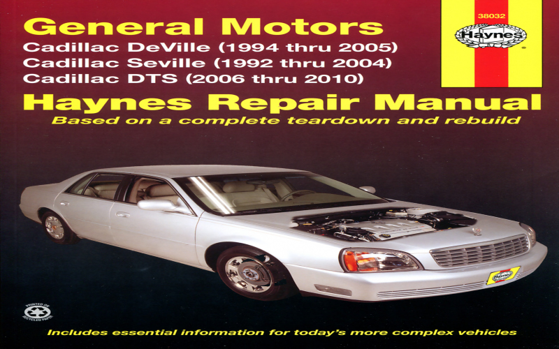 2005 Cadillac Deville Owners Manual Pdf