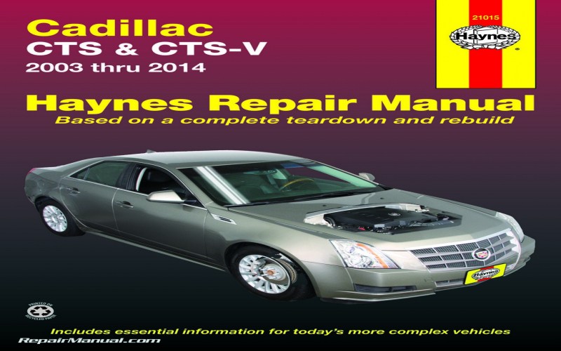 2005 Cadillac Sts Owners Manual Online