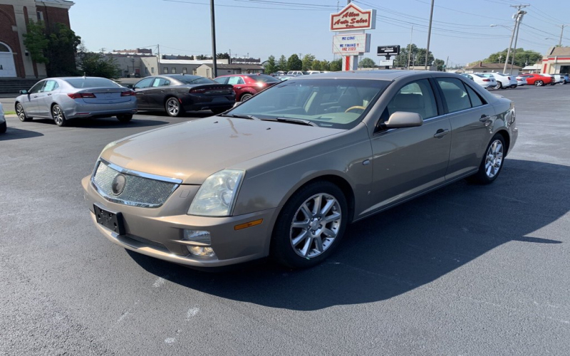2006 Cadillac Sts Owners Manual Free