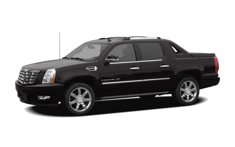 2007 Cadillac Escalade Ext Owners Manual