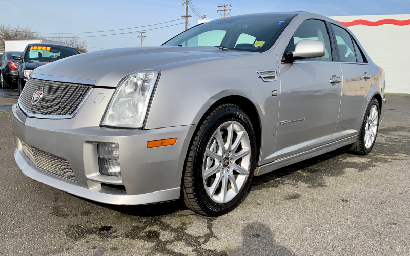 2007 Cadillac Sts V Owners Manual