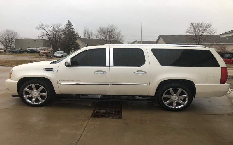 2008 Cadillac Escalade Esv Owners Manual
