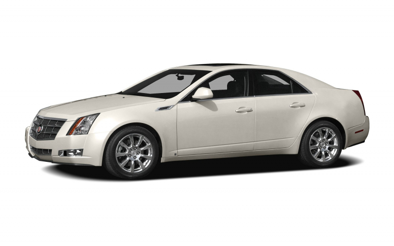 2009 Cadillac Cts Performance Owners Manual