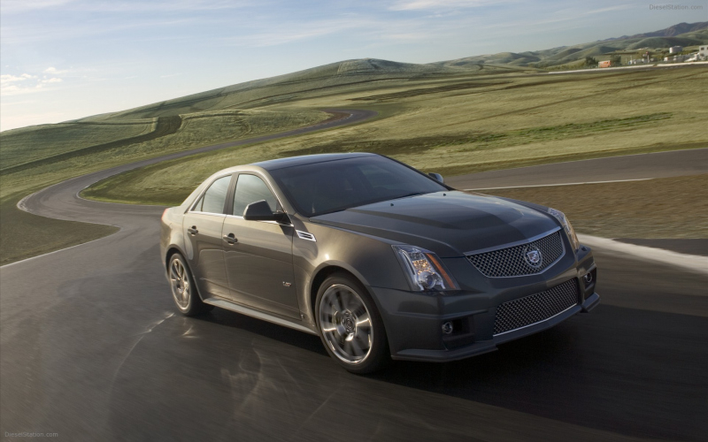 2009 Cadillac Cts V Owners Manual