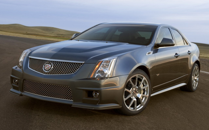 2010 Cadillac Cts 4 Owners Manual