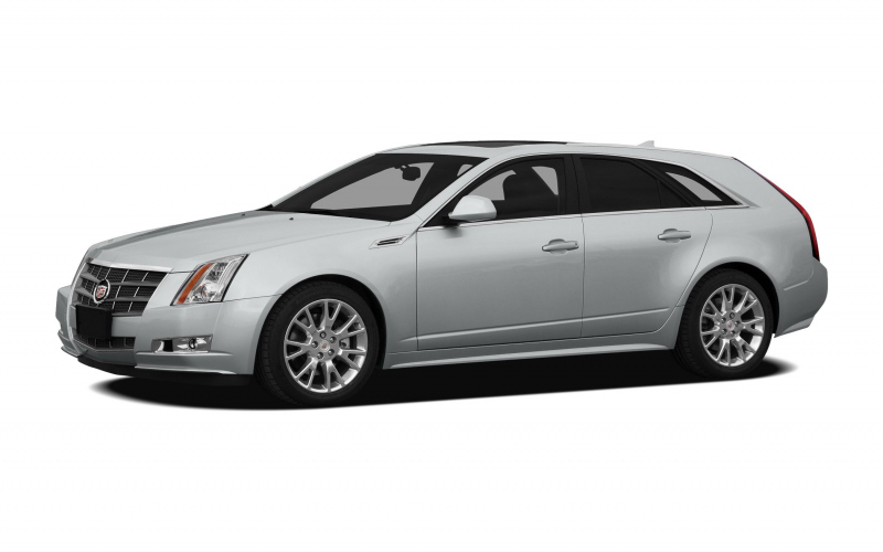 2010 Cadillac Cts Sport Wagon Owners Manual