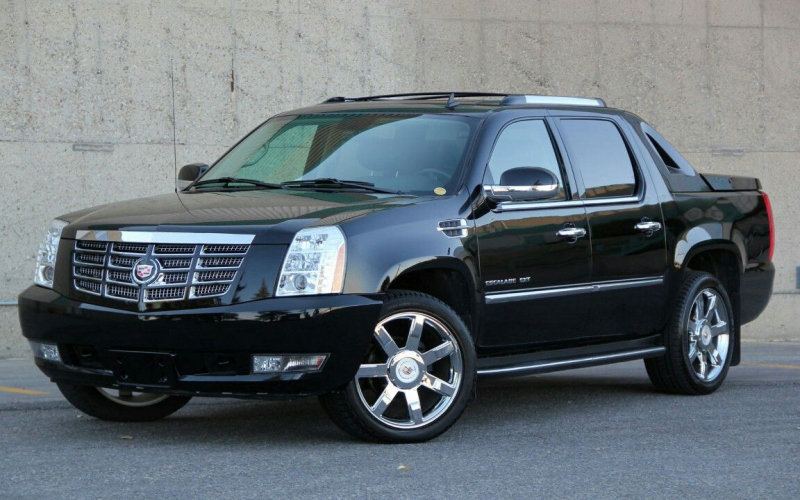 2010 Cadillac Escalade Ext Owners Manual