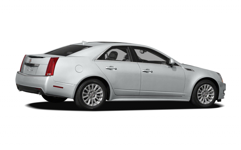 2010 Cadillac Sts Owners Manual