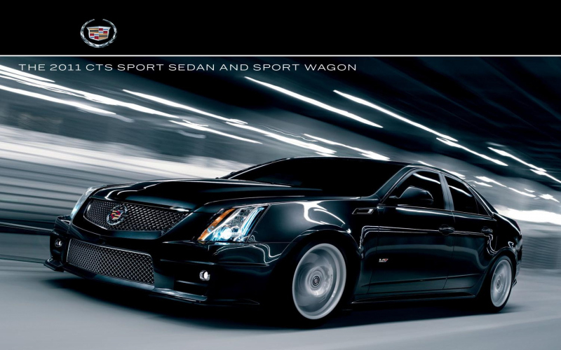 2011 Cadillac Cts 4 Owners Manual