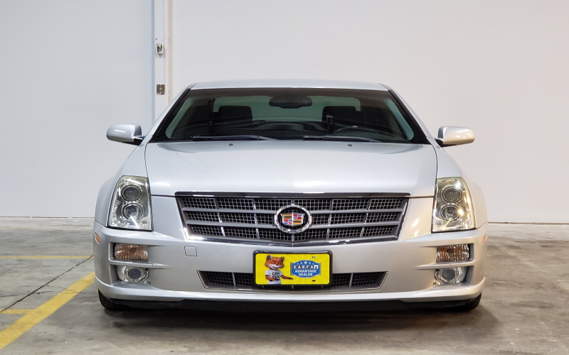 2011 Cadillac Sts Owners Manual