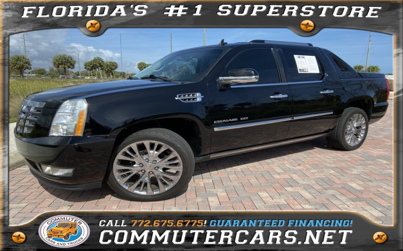 2013 Cadillac Escalade Ext Owners Manual