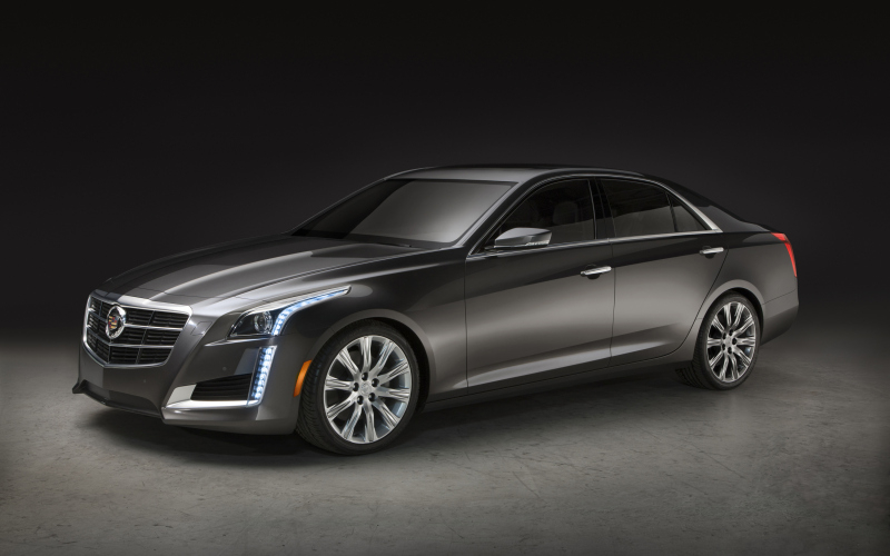 2014 Cadillac Cts 2 0 Awd Owners Manual