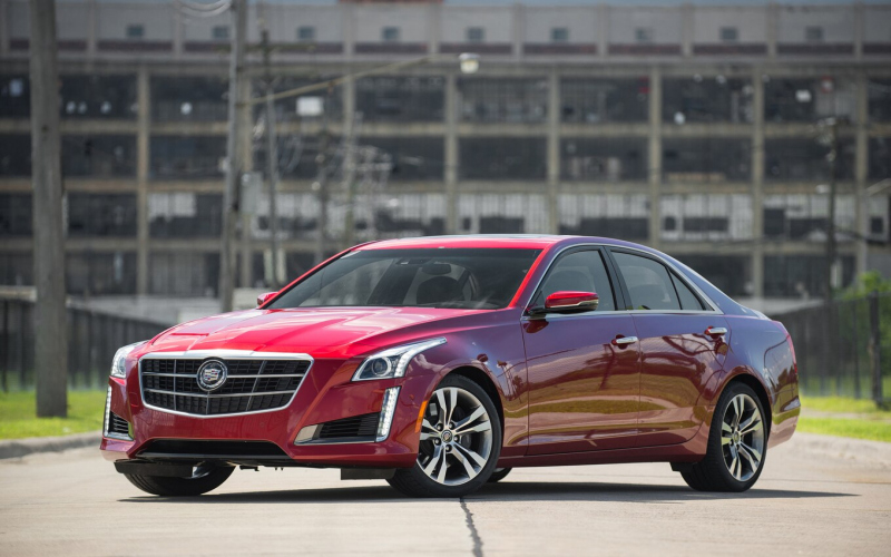 2014 Cadillac Cts Service Schedule